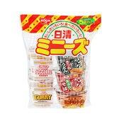 [30食]日清 ミニーズ東 /ミニカップ人気5品のパック商品