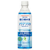 味の素 アクアソリタ 500ml×24本 / 水分をおいしく...