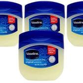 【4個セット】ヴァセリン(Vaseline)/ヴァセリン ペトロリュームジェリー/49g
