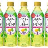 【24本】ワールドレモネードパクチー&レモネード500mlPET