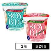 ソイビオ豆乳ヨーグルト プレーン加糖 / ストロベリー
