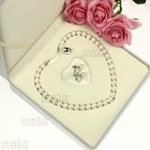 本真珠ネックレス&イヤリング 大粒10mm豪華2点セット ハートキーパーボックス付