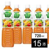 野菜生活100 オリジナルスマートPET 720ml×15本