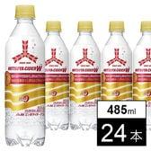 【24本】「特定保健用食品」三ツ矢サイダーW PET485ml(矢羽根ボトル)