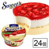 【サンプルの日】【24個】エッセルスーパーカップSweet's 苺ショートケーキ