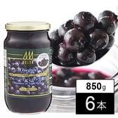 ブルーベリーシロップ漬け(デューク)850g