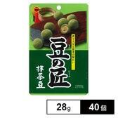 ブルボン 豆の匠抹茶豆 28g