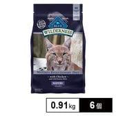 ウィルダネス シニア猫用チキン 0.91kg
