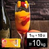 トロピカルマリア 冷凍加糖ピューレ・マンゴー 1kg