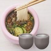 計2点[ブラウン]ドウシシャ/シャリシャリ麺ちょこ/DMC-19BR