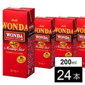 WONDA モーニングショット 200ml×24本