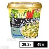 Pho you 贅沢鶏だしパクチーフォー カップ 28.2g(1食入り)×48個