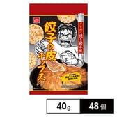 おやつカンパニー 餃子の皮チップスタレ掛け焼き餃子味 40g