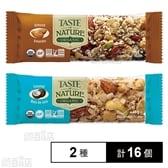 オーガニック フルーツ&ナッツバー2種セット(アーモンド/ココナッツ)