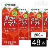 理想のトマト 紙パック200ml