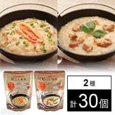 蒟蒻雑炊 とり/蟹