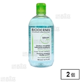 【2個】ビオデルマ セビウム H2O 500mL