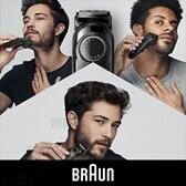 ブラウン(BRAUN)/バリカン ヒゲトリマー/BT3222