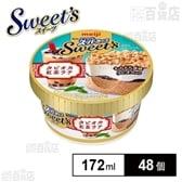 【48個】明治 エッセルスーパーカップ Sweet's タピオカ紅茶ラテ