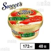 【48個】明治 エッセルスーパーカップ Sweet's 苺ショートケーキ