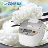 [5.5合] 象印(ZOJIRUSHI)/マイコン 炊飯ジャー (ホワイト)/NL-DA10-WA
