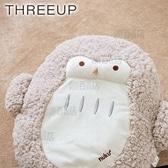 [フクロウ] Three-up(スリーアップ)/蓄熱式 エコ湯たんぽ nuku2(ぬくぬく) Hug/EWT-1844FK