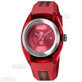 GUCCI  SYNC【YA137303】レディース腕時計 レッド