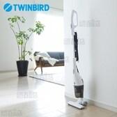 [ホワイト] ツインバード(TWINBIRD)/サイクロン スティック型クリーナー/TC-5107W