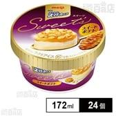 【24個】 明治 エッセルスーパーカップ Sweet's スイートポテト 172ml