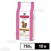 ヒルズ サイエンス・ダイエット ドッグフード 小型犬用 肥満傾向の成犬用 アダルト ライト 1歳以上 チキン 750g