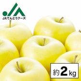 【約2kg】[秀品]山形県産 りんご青林(玉数おまかせ)