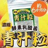 濃縮酵素乳酸菌青汁粒約6か月分