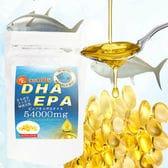 DHA・EPA ピュアオメガ 6ヶ月分