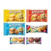 【6種・全28コ】グリコ からだにやさしい栄養機能お菓子セット B