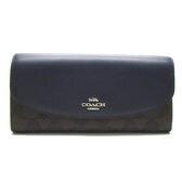COACH コーチ F54022 SVP51 二つ折り 長財布