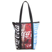 [LeSportsac×CocaCola]トートバッグ ABSTRACT DAILY TOTE