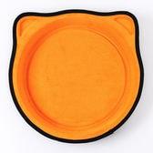 【オレンジ】猫用 ハンモック ねこ ネコ ベッド ペット トレイ 窓 吸盤 簡単