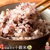 【1kg(500g×2袋)】国産 胡麻香る十穀米 (雑穀米・チャック付き)