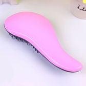 【ピンク2個】髪が絡まないヘアブラシ Lサイズ ヘアブラシ ブラシ艶髪 2セット
