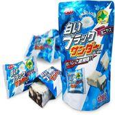 【 2袋セット(12個入×2袋)】白いブラックサンダーミニ 北海道土産 有楽製菓