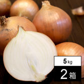 【約10kg(5kg箱×2)】淡路島産玉ねぎ