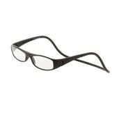 【マットブラック/度数2.5】クリックリーダー ユーロ 老眼鏡