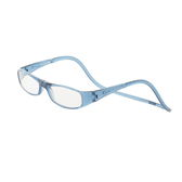 【ジーンブルー/度数2.5】クリックリーダー ユーロ 老眼鏡