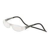 【ブラッククリアー/度数2.5】クリックリーダー ユーロ 老眼鏡