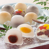 祇園又吉 京の水まんじゅう(YJ-GJ)のどごしの良い水まんじゅうと華やかなゼリーの詰合せ