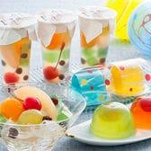 【計8個】京都 養老軒 古都の夏ゼリー(YJ-NJ)/京の涼菓をお楽しみください