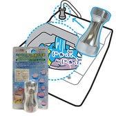 micro-bub(マイクロバブ) WashAA マイクロ・ナノバブル 全自動洗濯機用/工事不要!