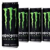 【4本】モンスターエナジー缶355ml