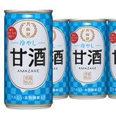 【12本】冷やし甘酒190g缶
