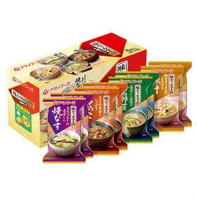 アマノフーズ 味わうおみそ汁 4種(24食セット)